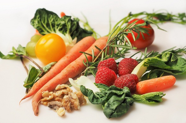 Healthy Food For Good And Improved Vision