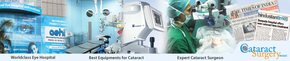 Challenging breathing issues are no obstacle for a successful cataract surgery at AEHI