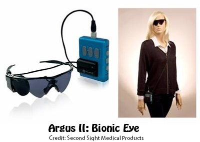 Bionic Eyes- Star Trek is here