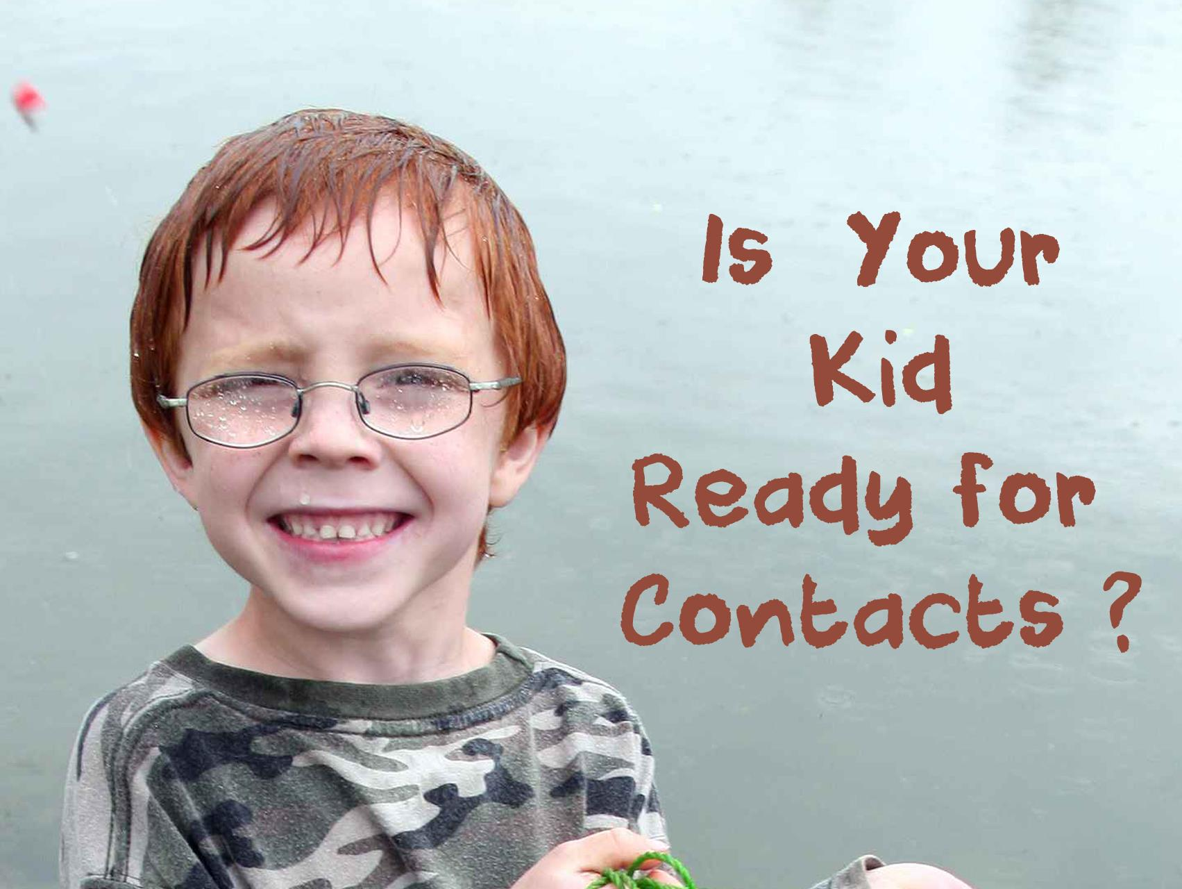 Is your Child ready for Contact Lenses?