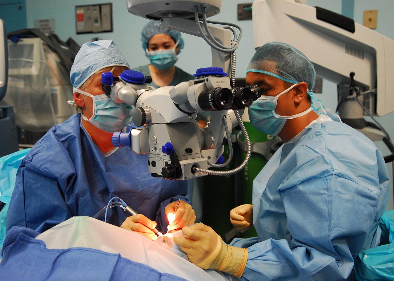 How a World War Pilot helped Cataract Surgeries