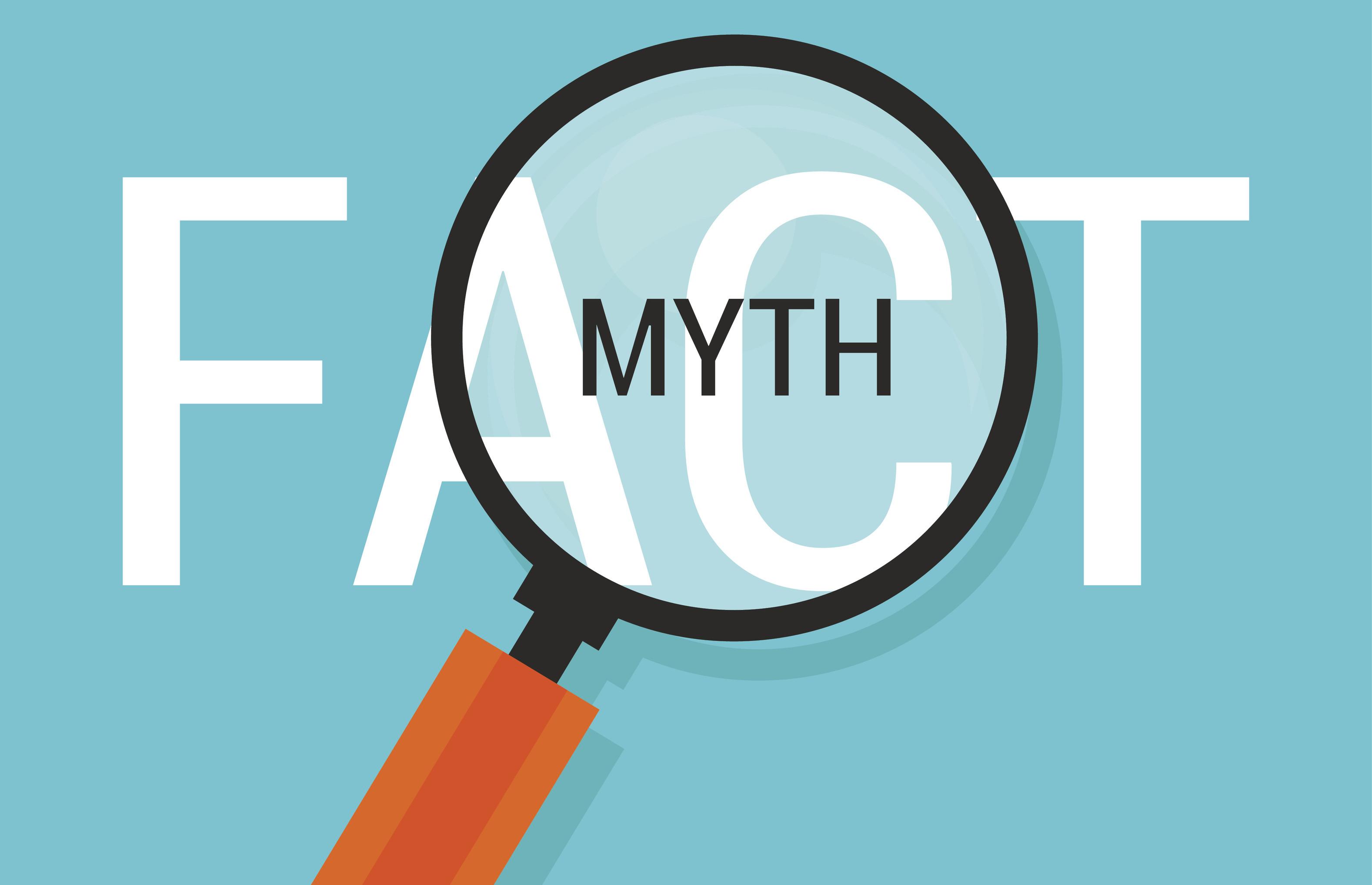 Eye myths busted!