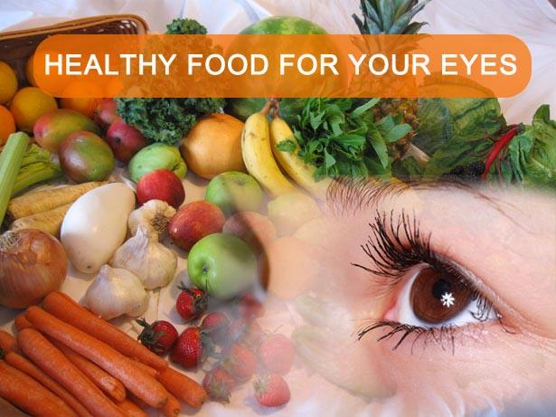 Healthy Food for your Eyes