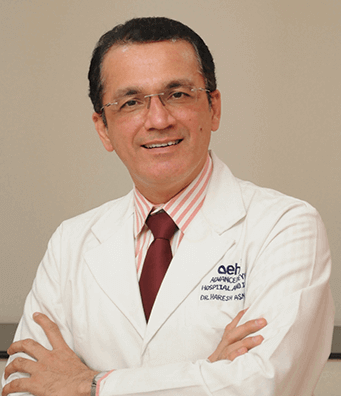 Dr Haresh Asnani-Best Retina Surgeon in Mumbai, India