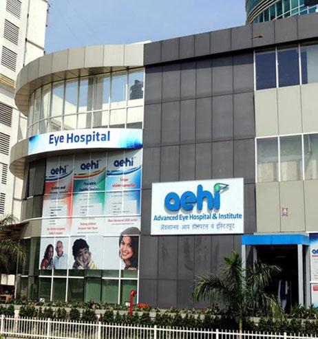 Eye Hospital in Navi Mumbai
