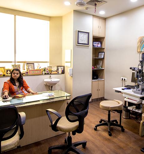 Lasik eye clinic