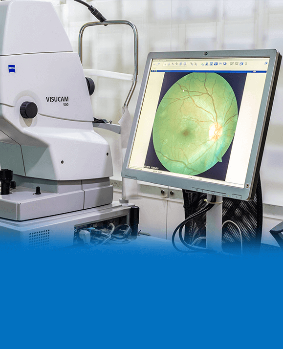 Retina and Vitreous services