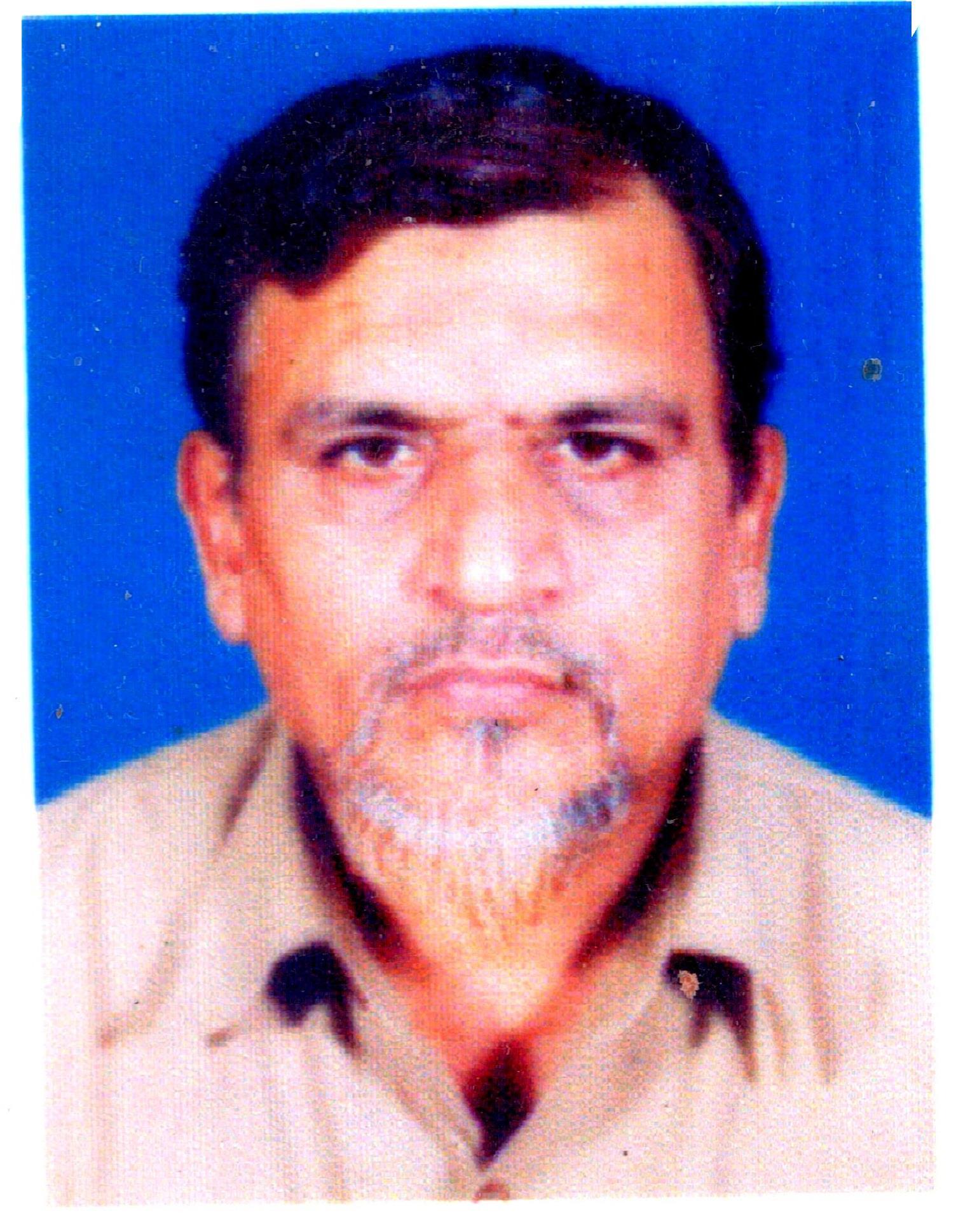 Mr. Ebrahim Resamwala