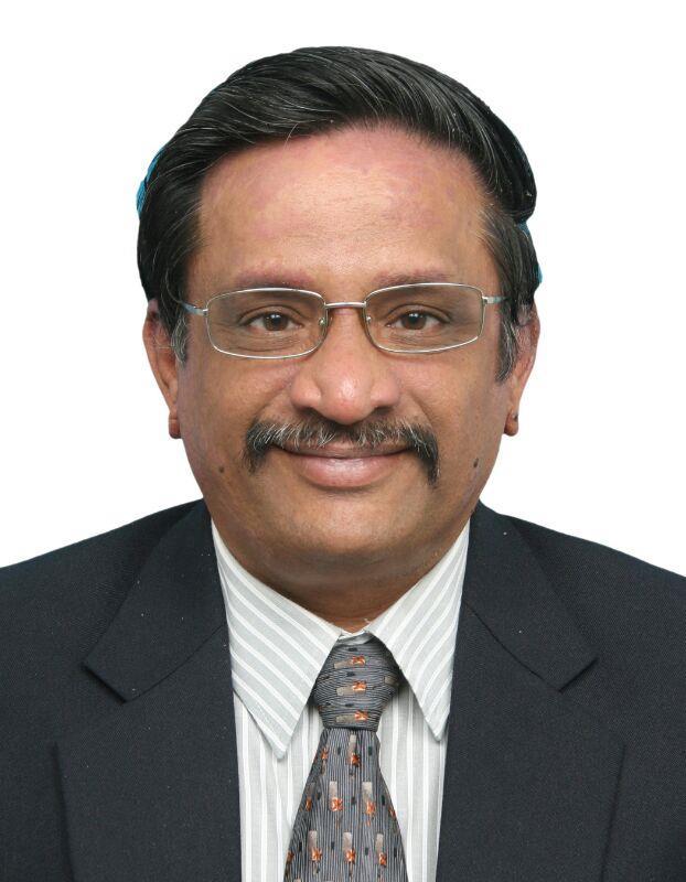 Mr A R Srinivasan