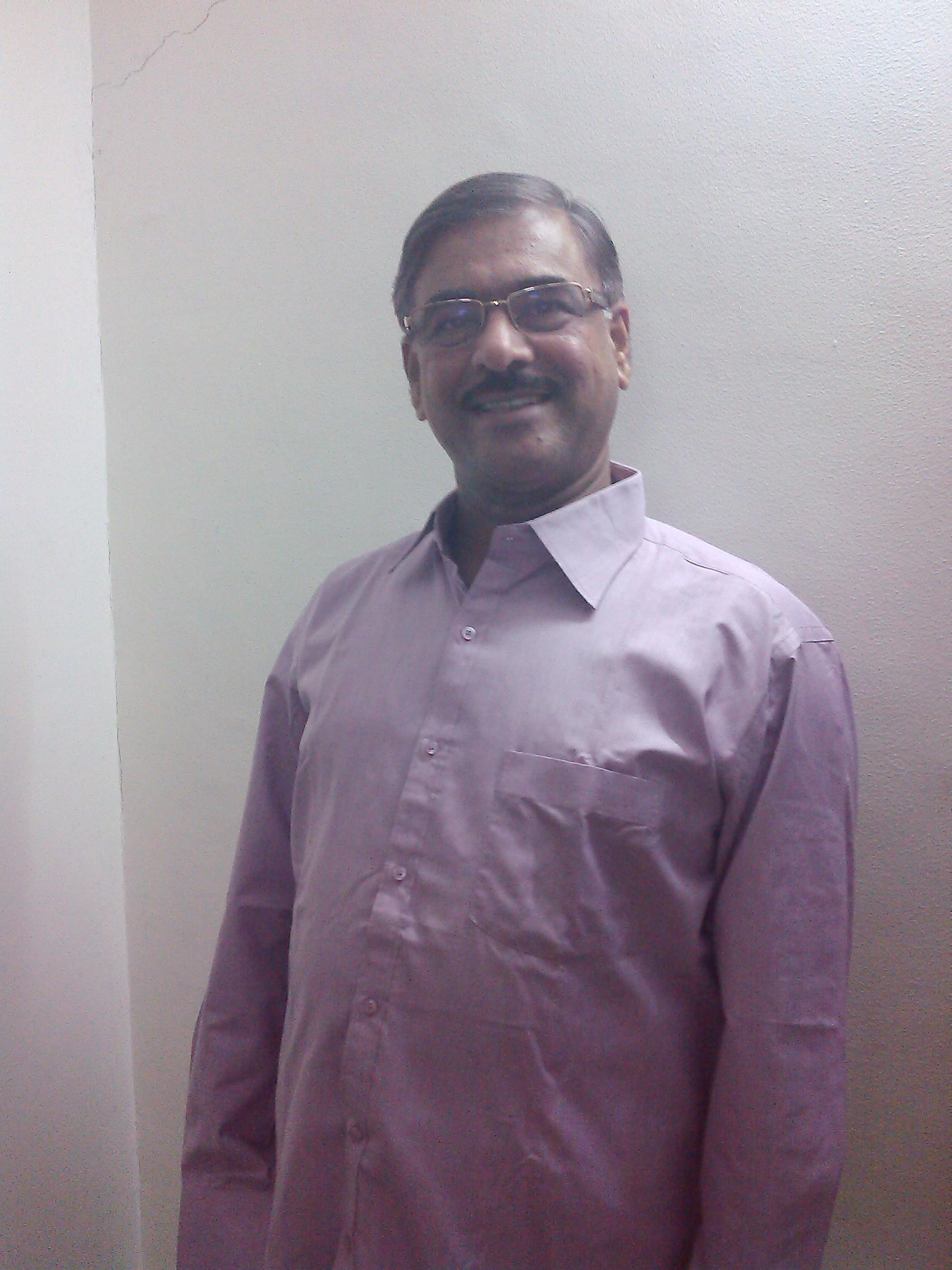 Mr Kiran Phanse