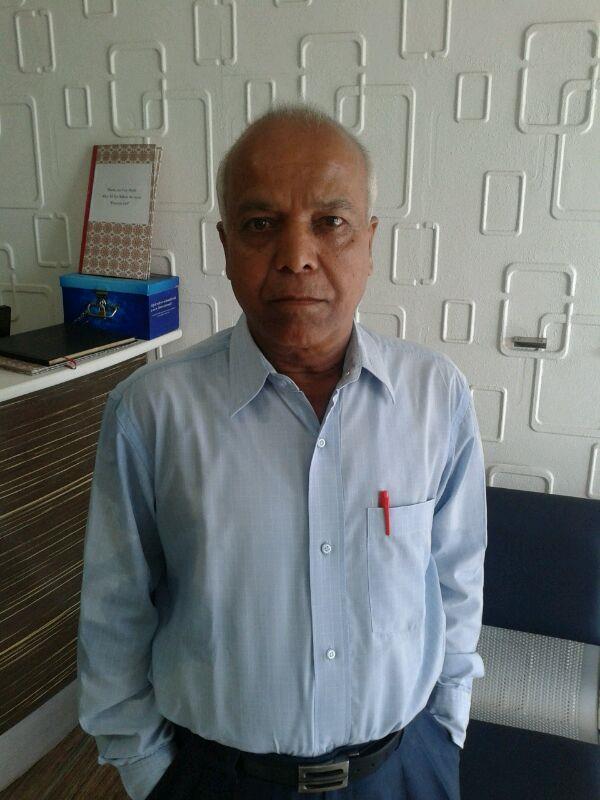 Mr Fitkariwala