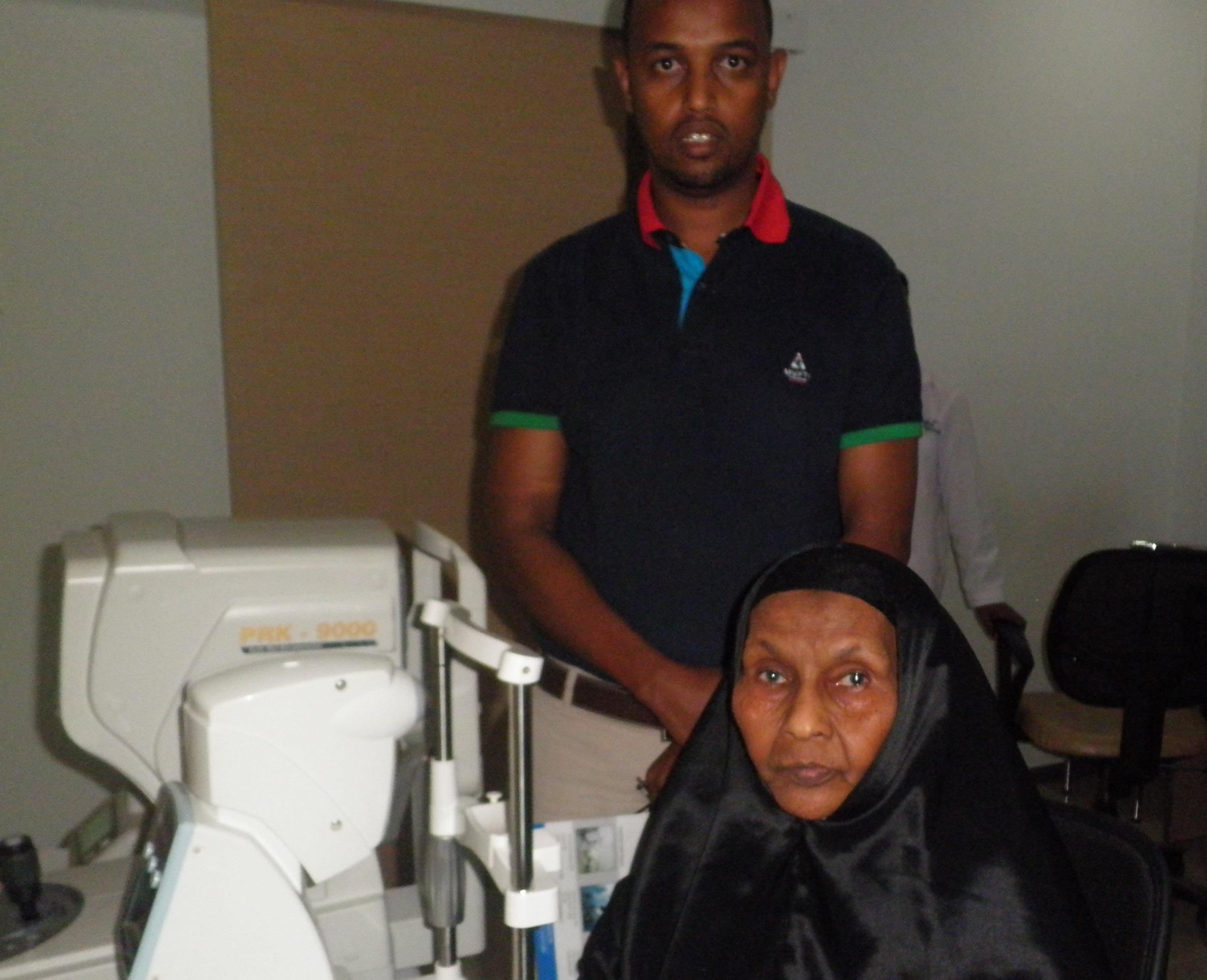 Mrs. Markab Warsame