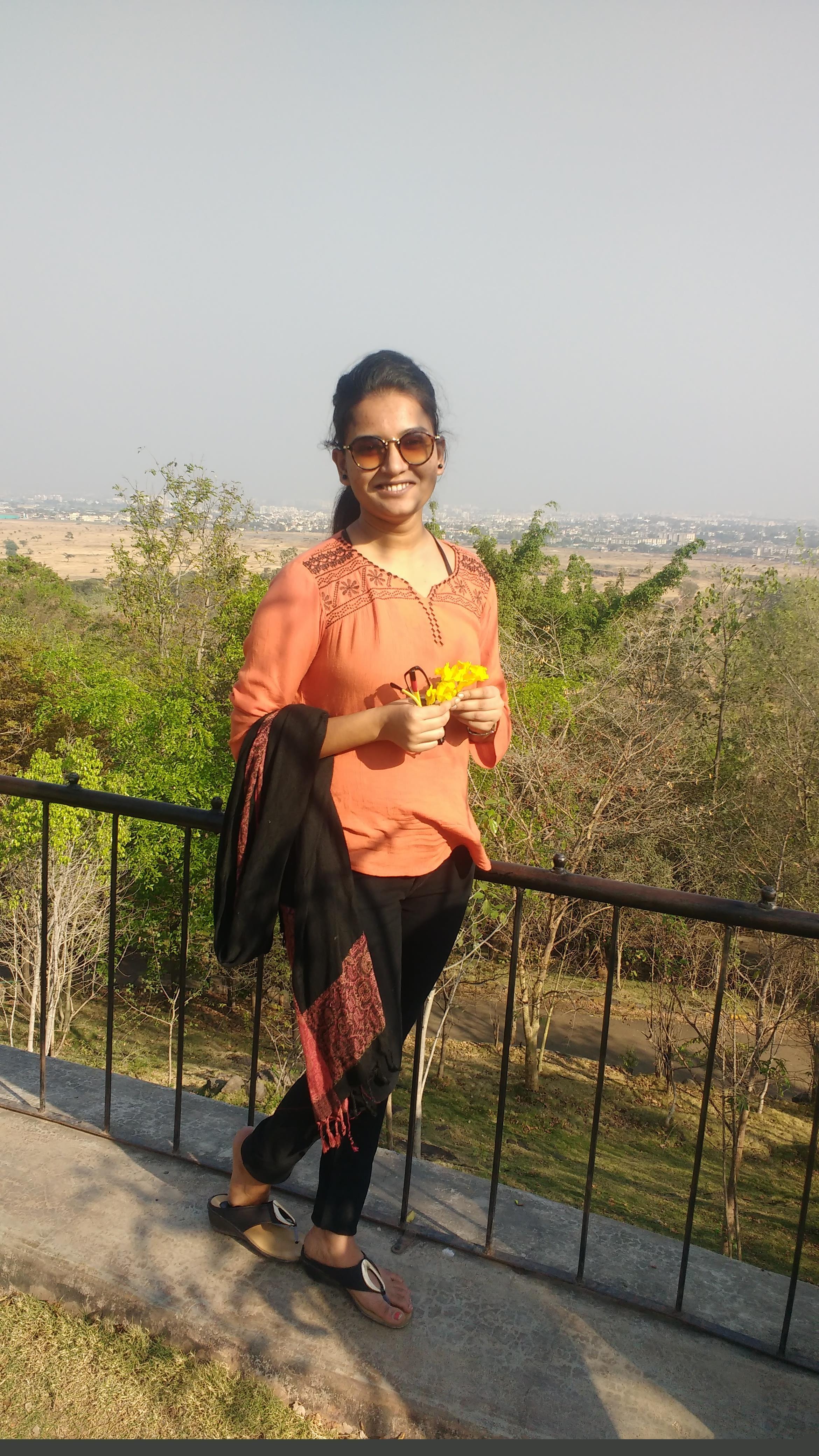 Ms. Kajal Patil